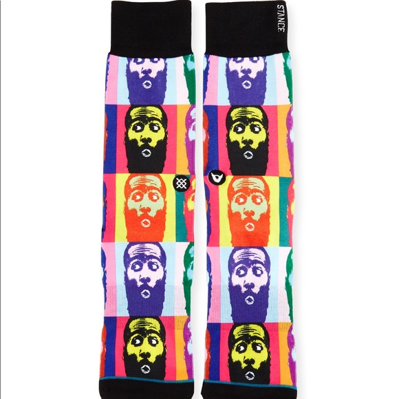 2eb7ec0b5bae8 Stance x James Harden Lohraw Socks